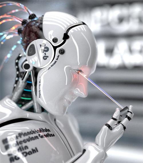 la robotique du futur