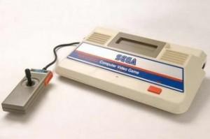 La premiere console , la Sega !